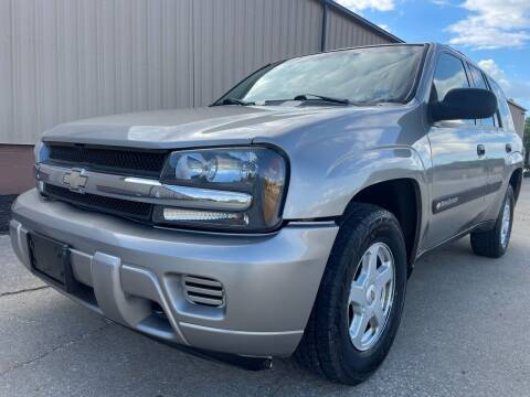 2003 Chevrolet TrailBlazer for sale at Prime Auto Sales in Uniontown OH