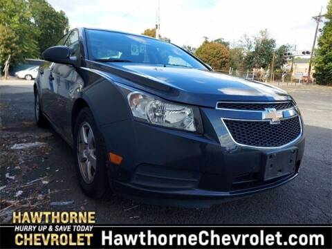 2014 Chevrolet Cruze for sale at Hawthorne Chevrolet in Hawthorne NJ