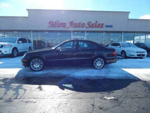 2007 Mercedes-Benz E-Class for sale at Mira Auto Sales in Dayton OH
