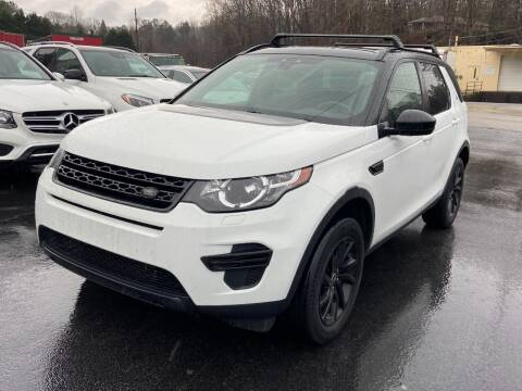 2016 Land Rover Discovery Sport for sale at Luxury Auto Innovations in Flowery Branch GA