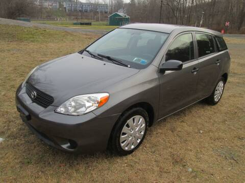 2008 Toyota Matrix for sale at Peekskill Auto Sales Inc in Peekskill NY