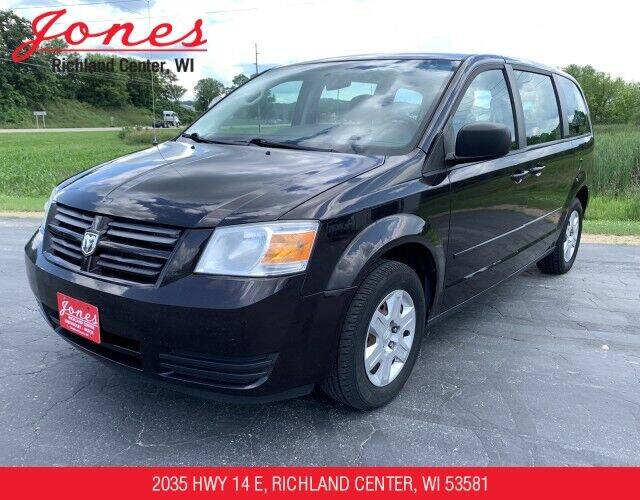 2010 Dodge Grand Caravan for sale at Jones Chevrolet Buick Cadillac in Richland Center WI