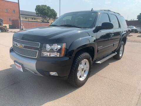 2013 Chevrolet Tahoe for sale at Spady Used Cars in Holdrege NE