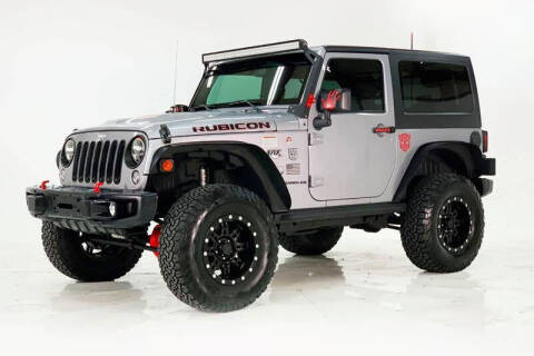 2016 Jeep Wrangler for sale at Houston Auto Credit in Houston TX
