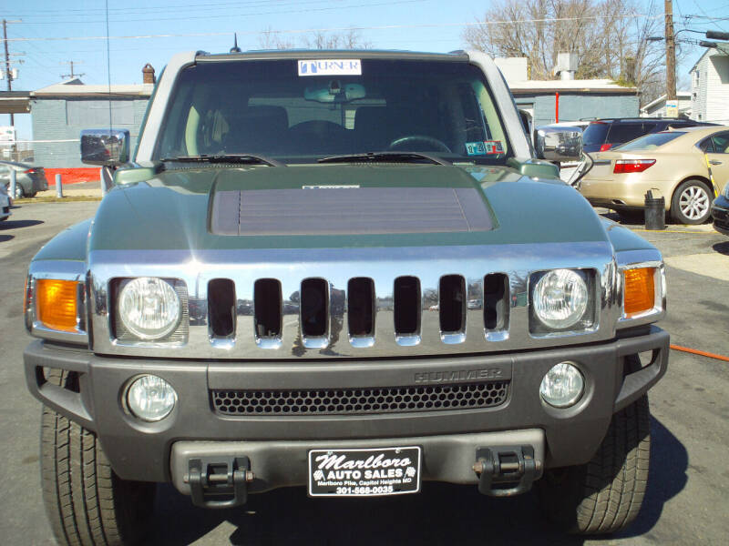 2006 HUMMER H3 for sale at Marlboro Auto Sales in Capitol Heights MD