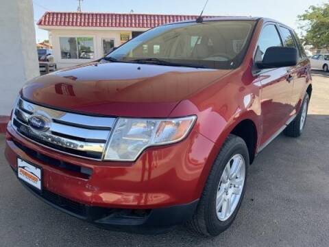 2007 Ford Edge for sale at Best Buy Auto Sales in Hesperia CA