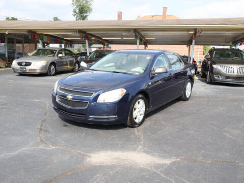 2008 Chevrolet Malibu for sale at Tom Roush Budget Westfield in Westfield IN