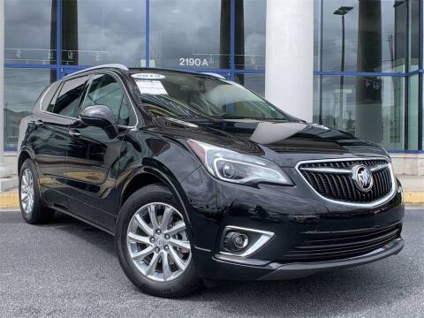 2019 Buick Envision for sale at Southern Auto Solutions - Capital Cadillac in Marietta GA