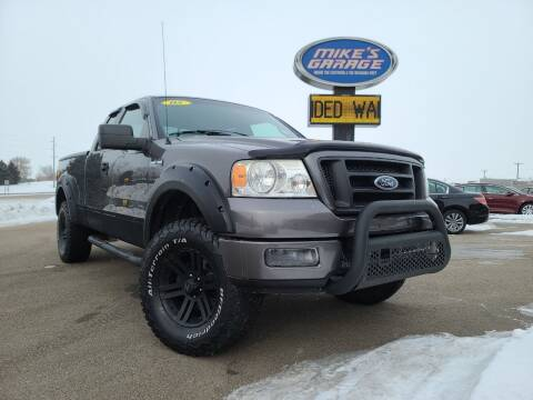 2005 Ford F-150 for sale at Monkey Motors in Faribault MN