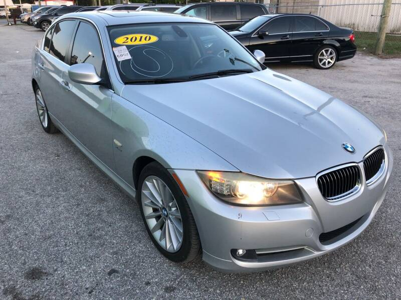 2010 BMW 3 Series for sale at Marvin Motors in Kissimmee FL