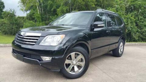 2009 Kia Borrego for sale at Houston Auto Preowned in Houston TX