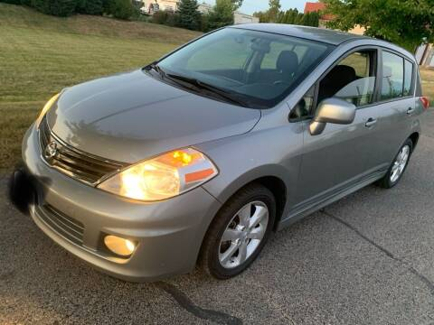 2011 Nissan Versa for sale at Luxury Cars Xchange in Lockport IL