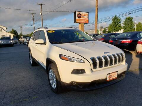 2015 Jeep Cherokee for sale at Cars 4 Grab in Winchester VA