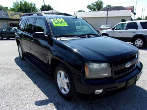 2006 Chevrolet TrailBlazer EXT for sale at Car Credit Auto Sales in Terre Haute IN