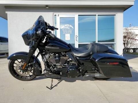 2018 Harley-Davidson FLHXS Street Glide Special for sale at Kell Auto Sales, Inc in Wichita Falls TX