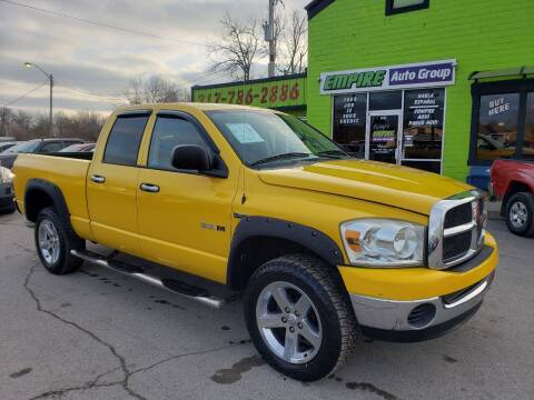 2008 Dodge Ram Pickup 1500 for sale at Empire Auto Group in Indianapolis IN