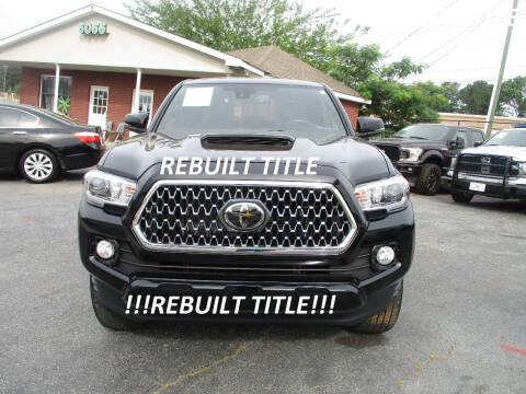 2018 Toyota Tacoma for sale at LOS PAISANOS AUTO & TRUCK SALES LLC in Peachtree Corners GA
