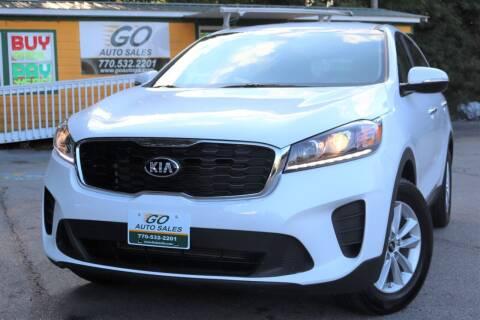 2020 Kia Sorento for sale at Go Auto Sales in Gainesville GA