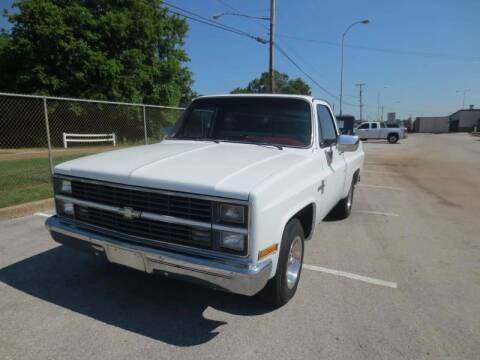 1983 Chevrolet C/K 10 Series for sale at Z Motors in Chattanooga TN