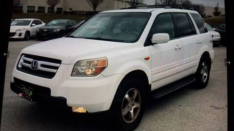 2007 Honda Pilot for sale at CARS PLUS MORE LLC in Cowan TN