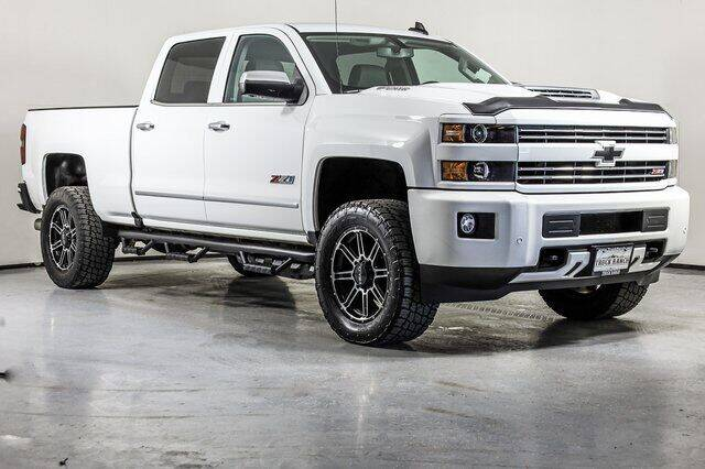 2017 Chevrolet Silverado 2500HD for sale at Truck Ranch in Logan UT