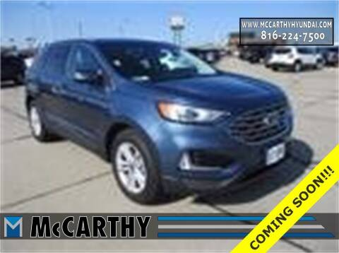 2019 Ford Edge for sale at Mr. KC Cars - McCarthy Hyundai in Blue Springs MO