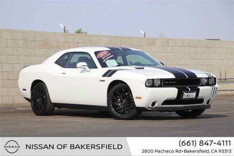 2014 Dodge Challenger for sale at Nissan of Bakersfield in Bakersfield CA
