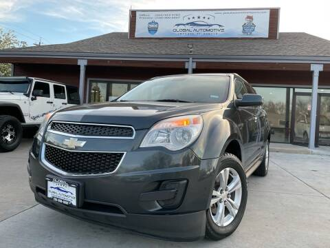 2013 Chevrolet Equinox for sale at Global Automotive Imports in Denver CO