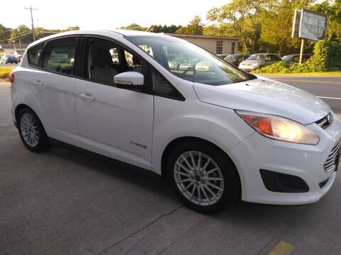 2014 Ford C-MAX Hybrid for sale at Sparks Auto Sales Etc in Alexis NC