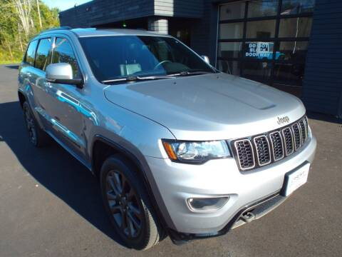 2016 Jeep Grand Cherokee for sale at Carena Motors in Twinsburg OH