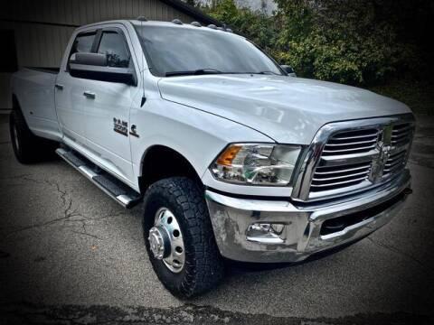 2014 RAM Ram Pickup 3500 for sale at Carder Motors Inc in Bridgeport WV