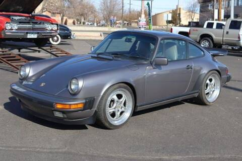 1986 Porsche 911 Carrera for sale at Classic Car Deals in Cadillac MI