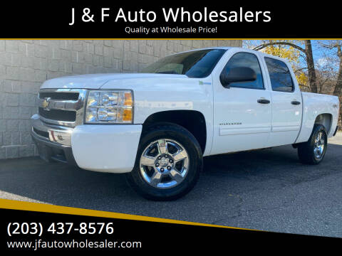 2011 Chevrolet Silverado 1500 Hybrid for sale at J & F Auto Wholesalers in Waterbury CT