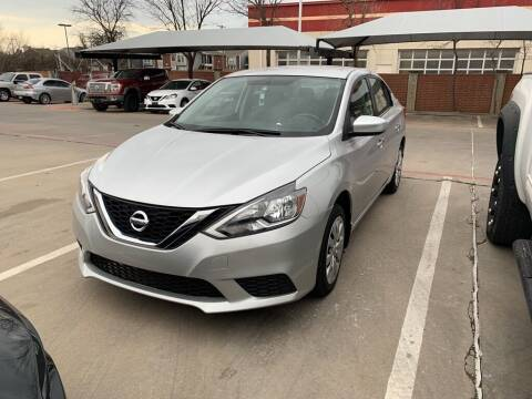 2016 Nissan Sentra for sale at Excellence Auto Direct in Euless TX