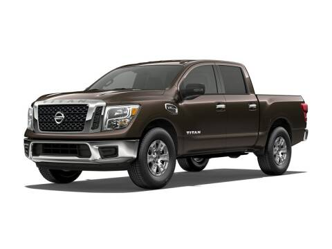 2017 Nissan Titan for sale at Hi-Lo Auto Sales in Frederick MD