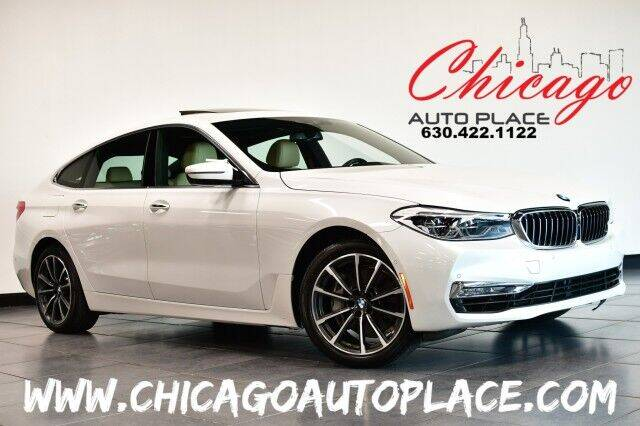 2018 BMW 6 Series for sale at Chicago Auto Place in Bensenville IL