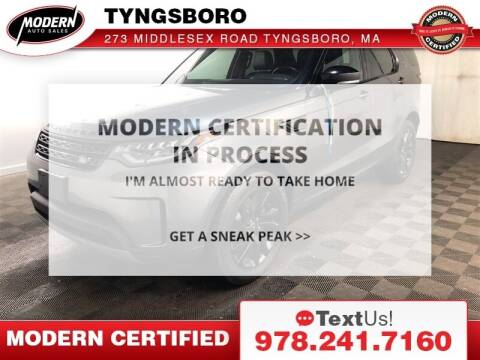 2017 Land Rover Discovery for sale at Modern Auto Sales in Tyngsboro MA