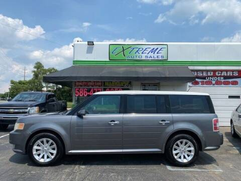 2009 Ford Flex for sale at Extreme Auto Sales in Clinton Township MI