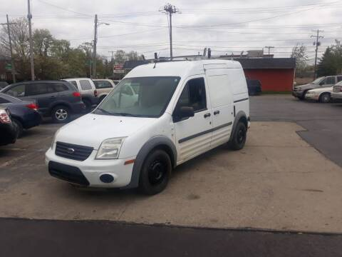 2013 Ford Transit Connect for sale at Flag Motors in Columbus OH