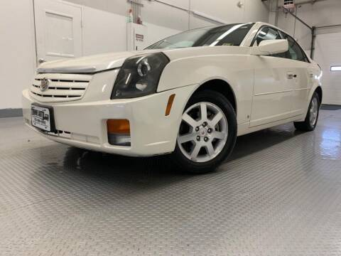 2007 Cadillac CTS for sale at TOWNE AUTO BROKERS in Virginia Beach VA