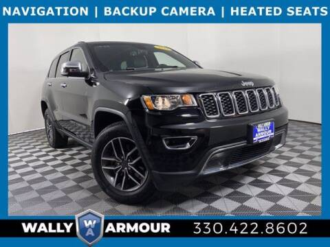 2019 Jeep Grand Cherokee for sale at Wally Armour Chrysler Dodge Jeep Ram in Alliance OH