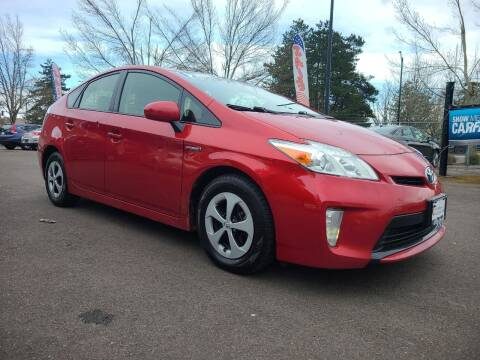 2012 Toyota Prius for sale at Universal Auto Sales in Salem OR