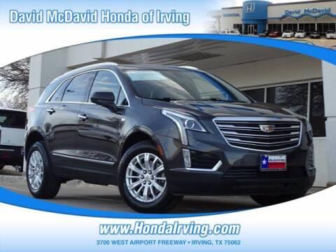 2017 Cadillac XT5 for sale at DAVID McDAVID HONDA OF IRVING in Irving TX
