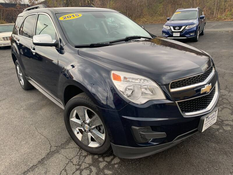 2015 Chevrolet Equinox for sale at Bob Karl's Sales & Service in Troy NY