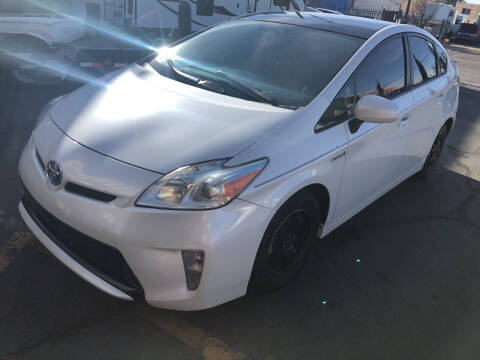 2013 Toyota Prius for sale at DPM Motorcars in Albuquerque NM