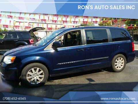 2014 Chrysler Town and Country for sale at RON'S AUTO SALES INC in Cicero IL