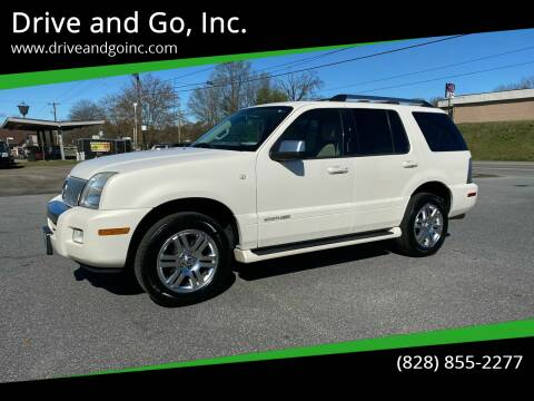 2008 Mercury Mountaineer for sale at Drive and Go, Inc. in Hickory NC