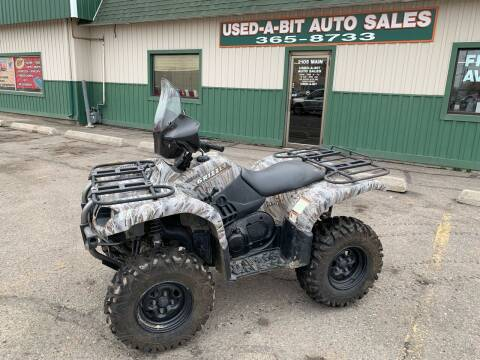 2006 Yamaha Grizzley 660  for sale at Used a Bit Auto Sales in Fargo ND