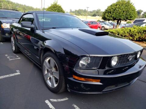 2007 Ford Mustang for sale at NORCROSS MOTORSPORTS in Norcross GA