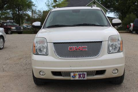 2012 GMC Yukon XL for sale at Bailey & Sons Motor Co in Lyndon KS